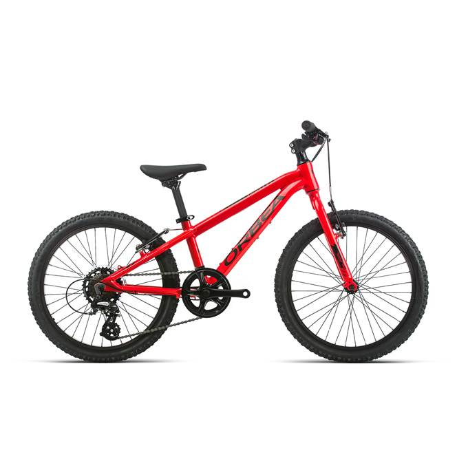 2020 Orbea MX20 Dirt 20 inch Wheel Red/Black Kids Bike