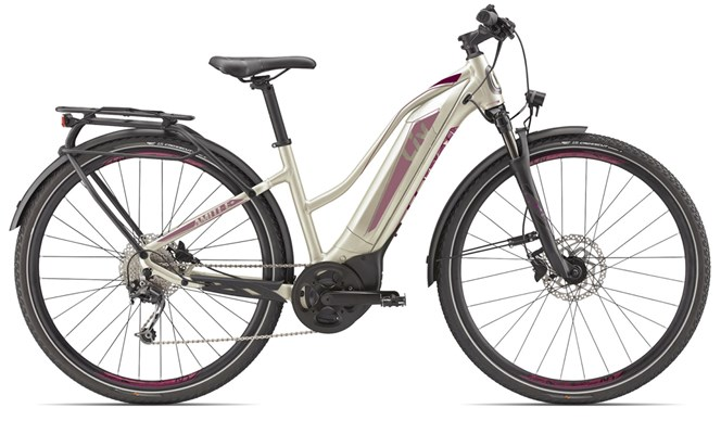 2019 Liv Amiti-E+ 1 25km Womens Electric Hybrid in Brown