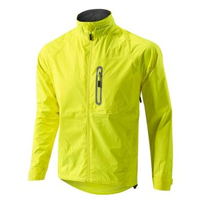 Altura Nevis II Waterproof Jacket Yellow
