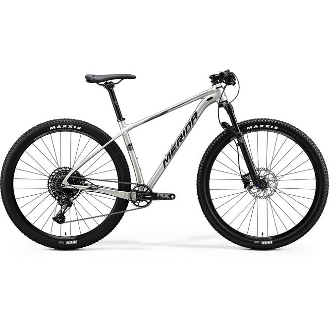 2019 Merida Big Nine NX-Edition XC Hardtail Silver