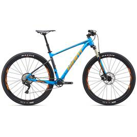 a1a685e9e4c 2019 Giant Fathom 29er 2 Mens Hardtail Mountainbike in Blue