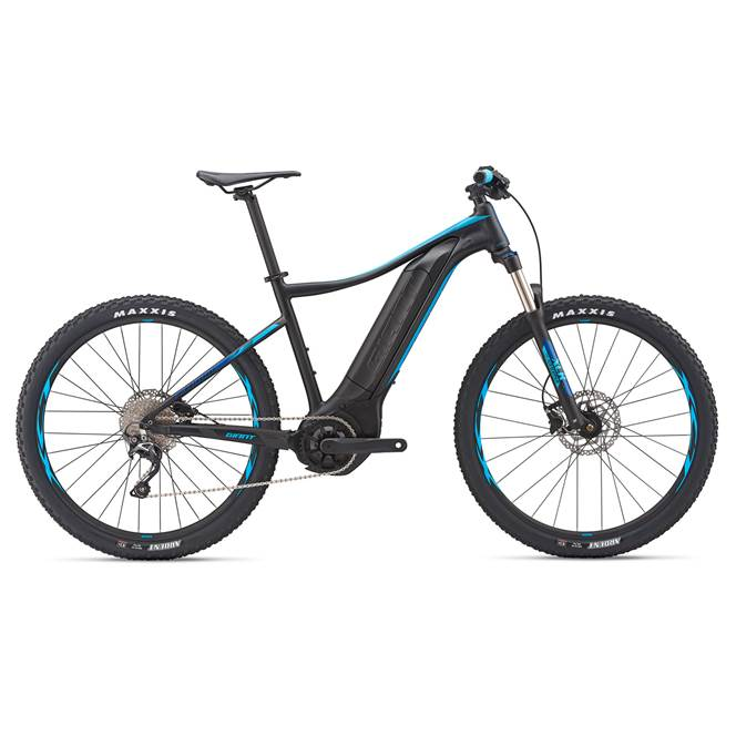 2019 Giant Fathom E+ 2 25km Mens Electric Mountainbike in Black