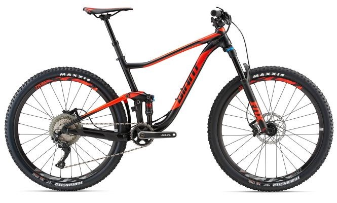 2018 Giant Anthem 2 Black Off Road Performance Bike £1,699 00