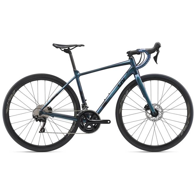 2020 Liv Avail SL 1 Disc Endurance Road Bike in Blue