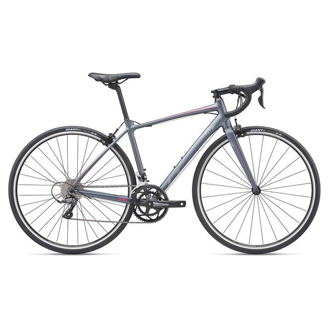 2019 Liv Avail 2 Charcoal Womens Road Bike