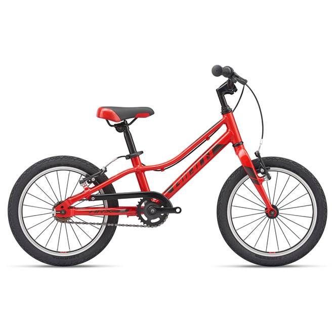 "2019 Giant ARX 16"" Wheel Red Lightweight Kids Bike"