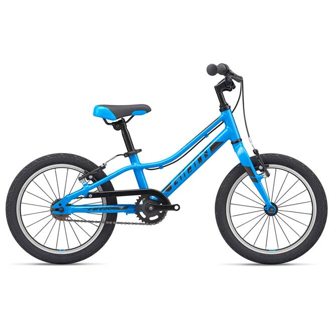 "2019 Giant ARX 16"" Wheel Blue Lightweight Kids Bike"