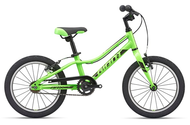 2019 Giant ARX 16 Lightweight Kids bike in Green