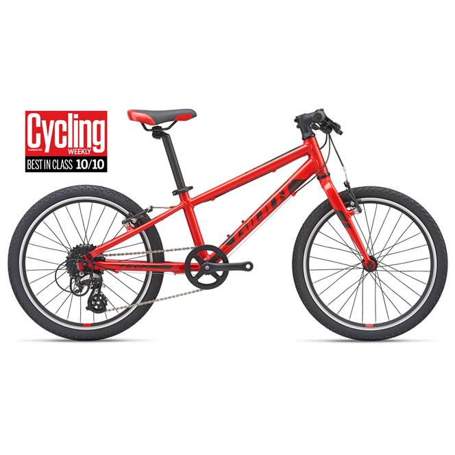 2019 Giant ARX 20 inch Wheel Red Lightweight Kids Bike