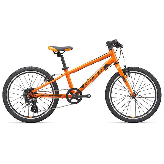 2019 Giant ARX 20 inch Wheel Orange Lightweight Kids Bike