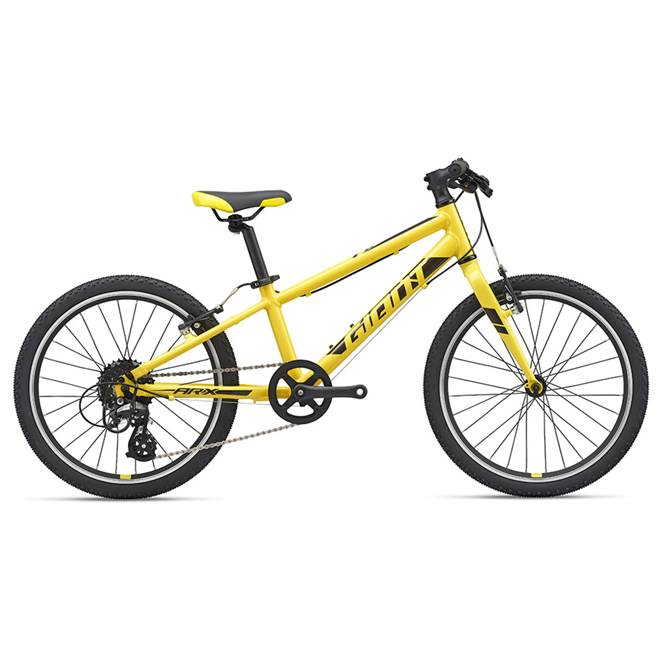 2019 Giant ARX 20 inch Wheel Yellow Lightweight Kids Bike