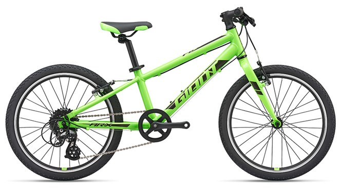 2019 Giant ARX 20 inch Wheel Green Lightweight Kids Bike