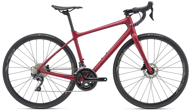 2019 Liv Avail Advanced 1 Pink Womens Road Bike