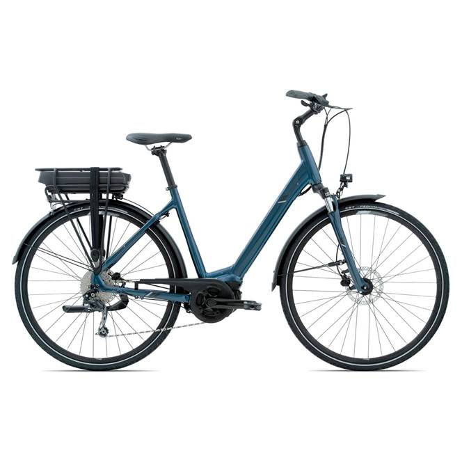 2020 Giant Entour E+ 1 RS Womens Electric Hybrid Bike in Blue