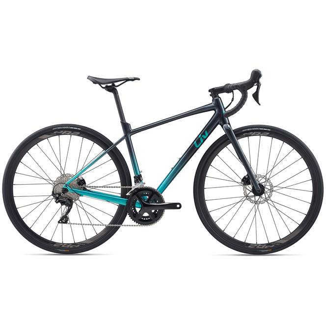 2020 Liv Avail AR 1 Endurance Road bike in Black