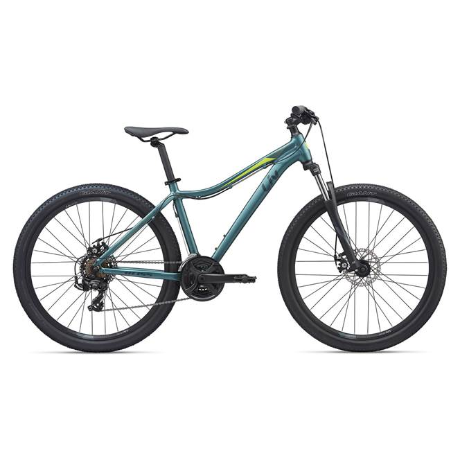2020 Liv Bliss 3 Disc Hardtail Mountain Bike in Blue
