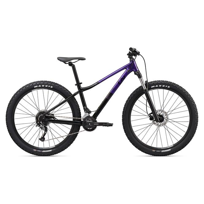 2020 Liv Tempt 2 Hardtail Mountain Bike in Purple