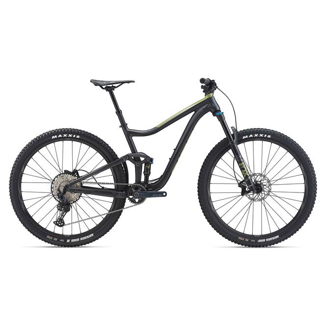 2020 Giant Trance 29 2 Full Suspension Mountain bike in Grey