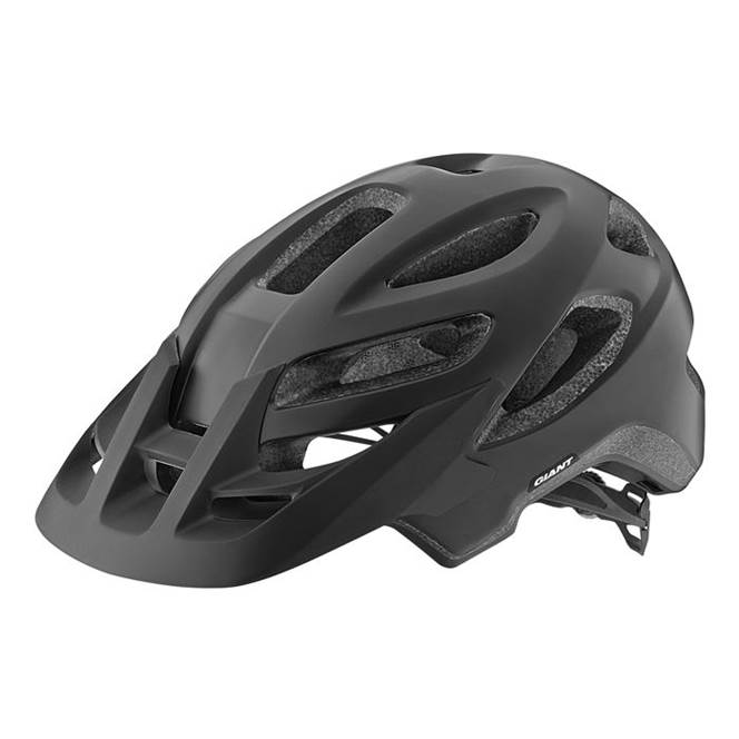Giant Roost Helmet Matt Black