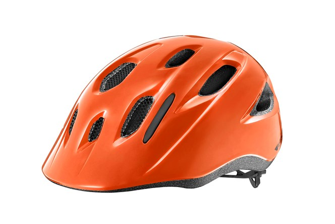 2019 Giant Hoot Gloss Arx Gloss Orange Kids Helmet