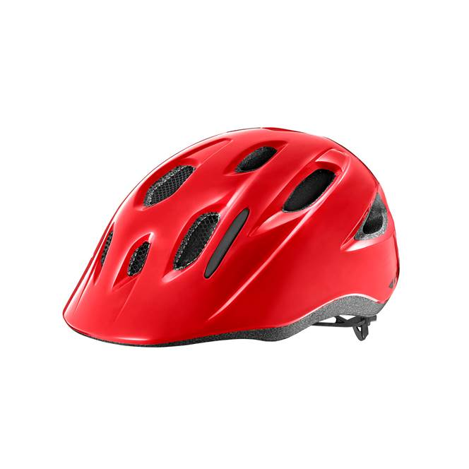 2019 Giant Hoot Gloss Arx Gloss Red Kids Helmet