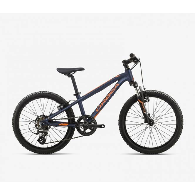 "2019 Orbea MX XC 20"" Wheel Blue and Orange Kids Bike"