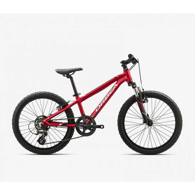 "2019 Orbea MX XC 20"" Wheel Red and White Kids Bike"