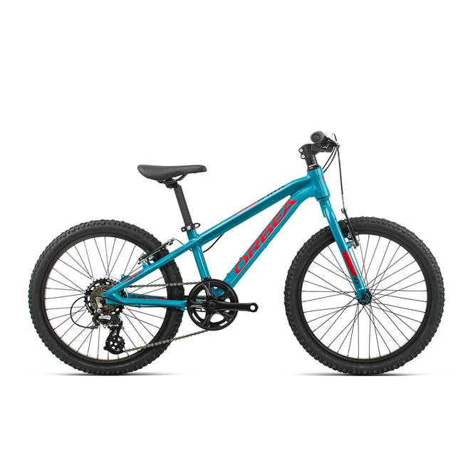 2020 Orbea MX DIRT 20 inch Wheel Blue/Red Kids Bike