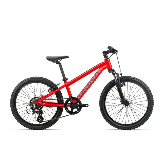 2020 Orbea MX 20 inch Wheel XC Red Black Kids Bike
