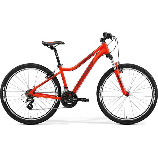 2018 Merida Juliet 10-V Red Womens Mountain Bike