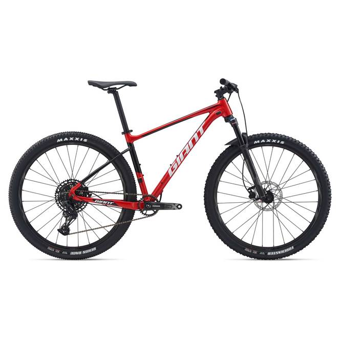 2020 Giant Fathom 29 2 Pure Red Hardtail MTB