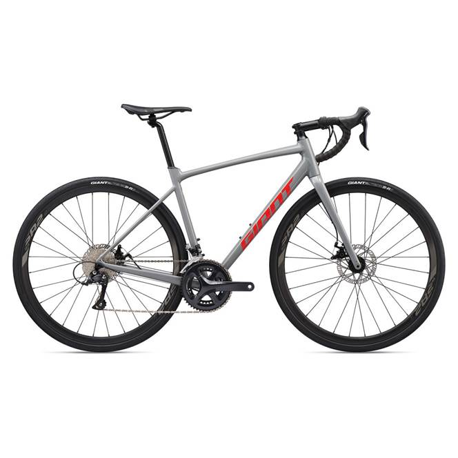 2020 Giant Contend AR 3 Road Bike in Grey