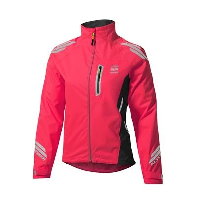 Altura Night Vision Waterproof Womens Jacket Pink