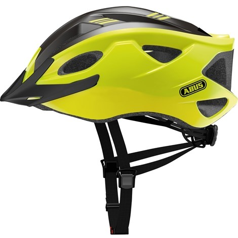 Abus S-Cension Helmet Adult Helmet Race Green