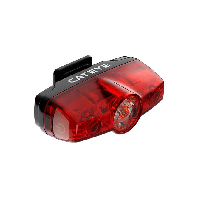Cateye Rapid Mini USB Rechargeable Rear Lamp